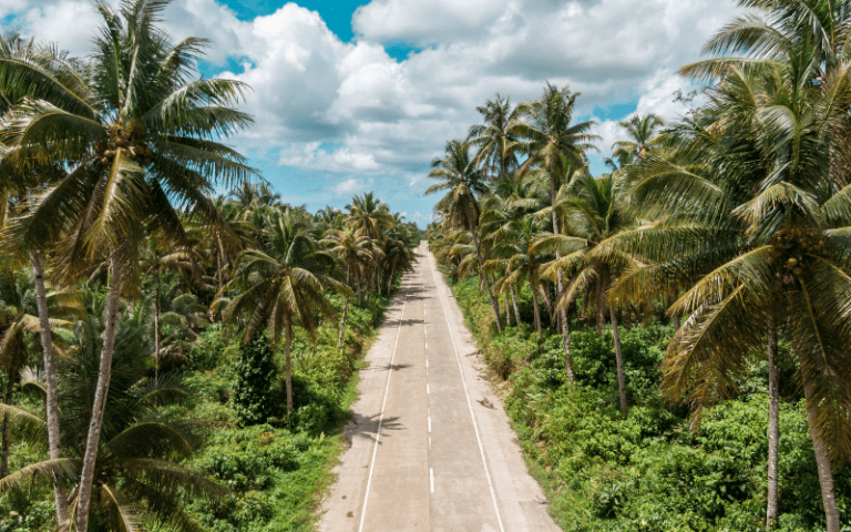 vacation spots in the philippines siargao