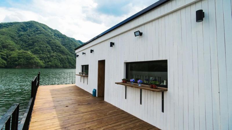 in the soop airbnb lakehouse