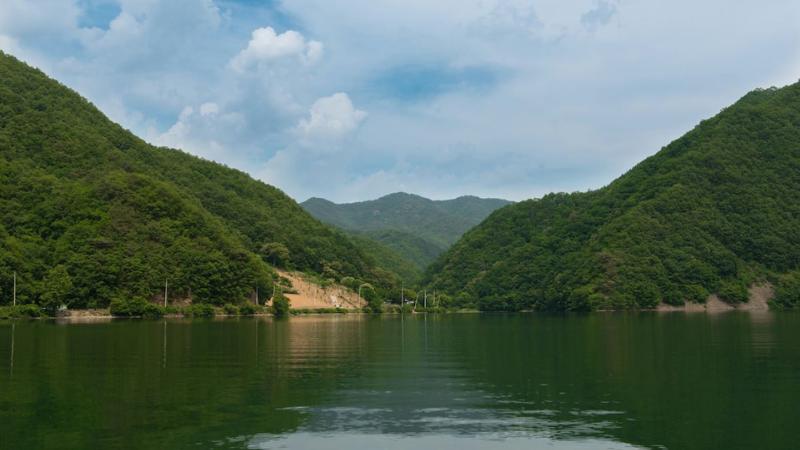 Soyang lake