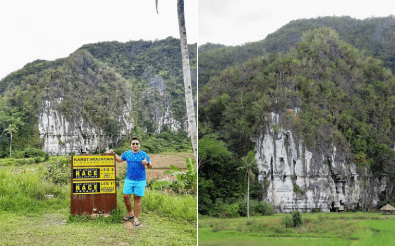 pictures of beautiful places in the philippines karst mountain