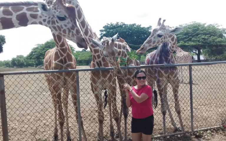 Calauit Safari Park, Busuanga, Palawan