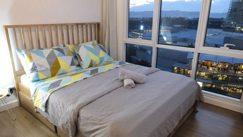 comfortable airbnb in davao