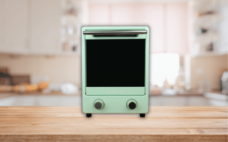 Pastel kitchen appliances oven