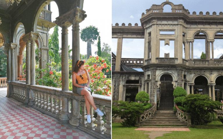 pictures of beautiful places in the philippines the ruins
