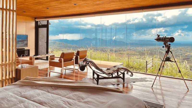 airbnb cabin in calaca batangas