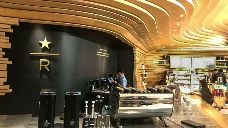 Starbucks Powerplant Mall
