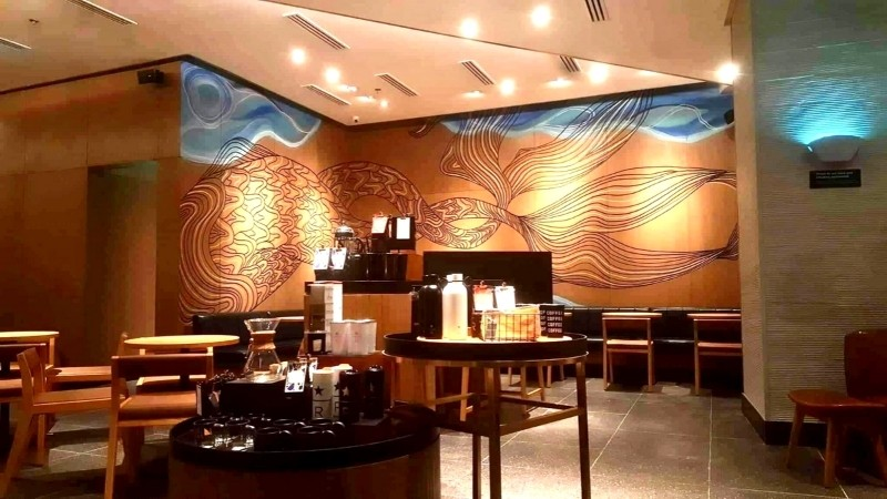 Prettiest Starbucks in the Philippines: Ayala Malls Central Bloc in Cebu