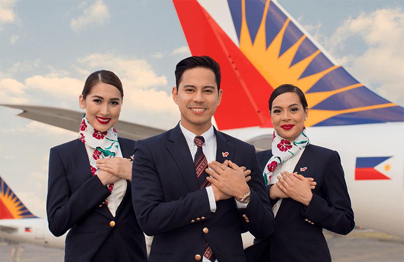 Philippine Airlines Gesture