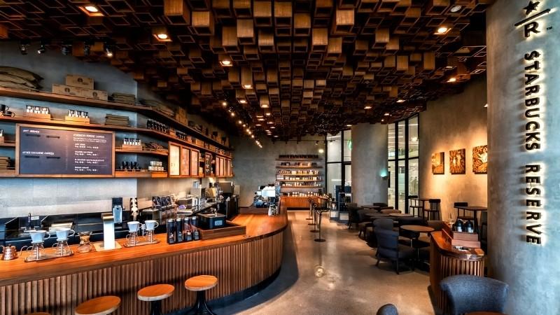 Prettiest Starbucks in the Philippines: S Maison