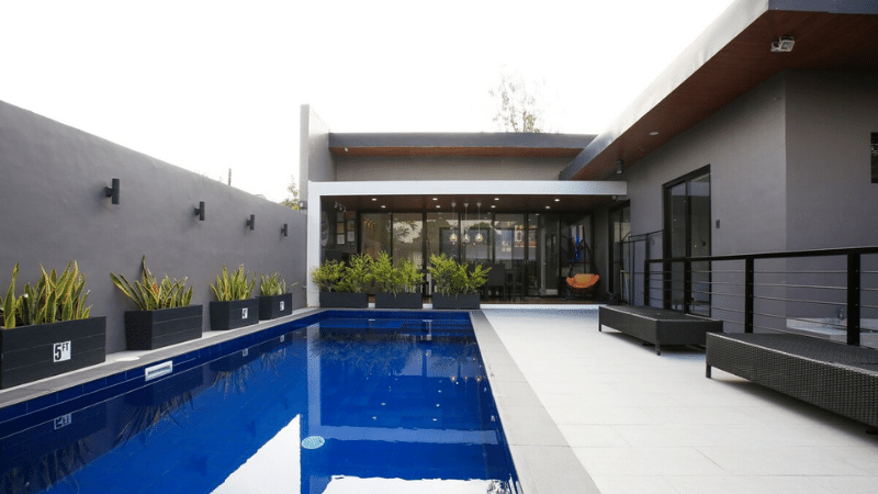 airbnb manila with pool