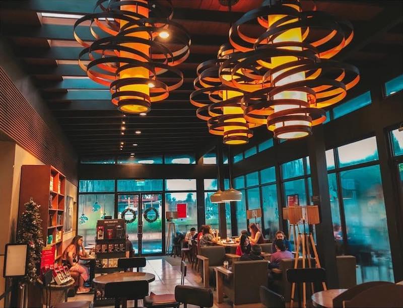 Starbucks Charbel Mindanao Avenue