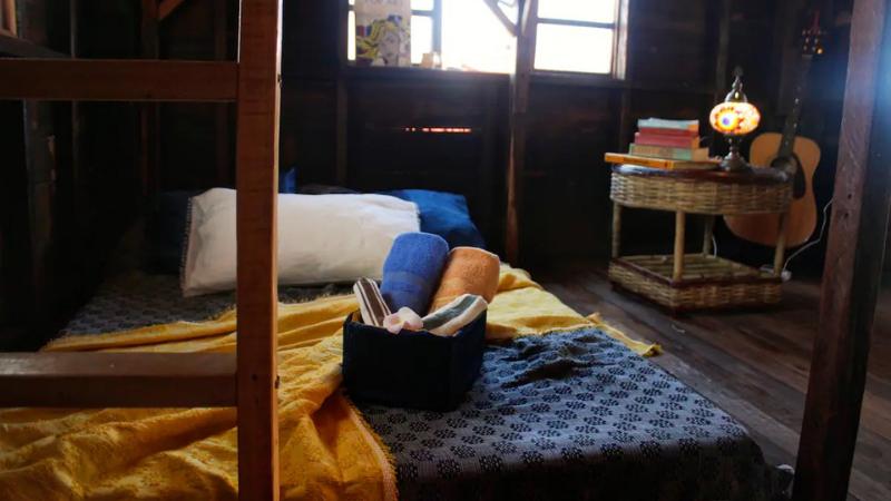 airbnb cabin in la union