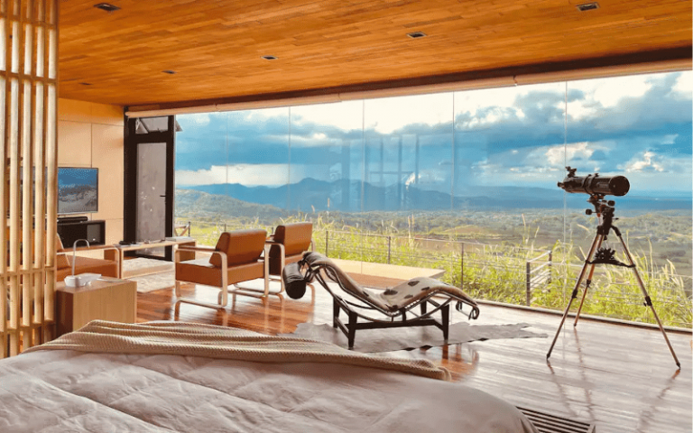 airbnb glasshouses philippines 23