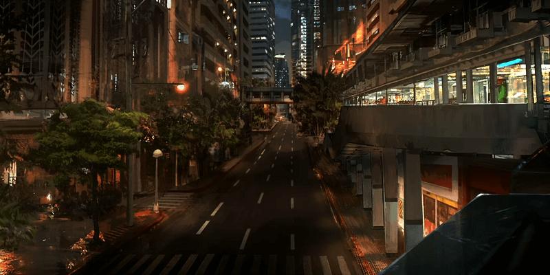De la Rosa Avenue Trese