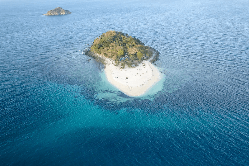 Private Islands Philippines - Brother Island Airbnb