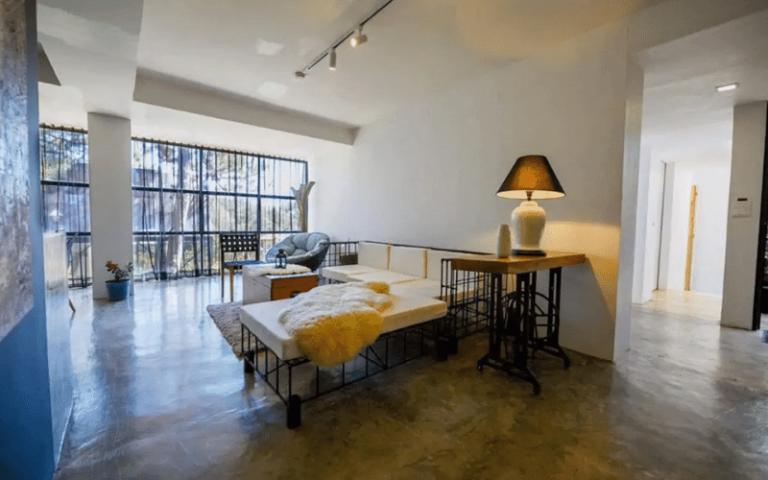 artsy baguio airbnb