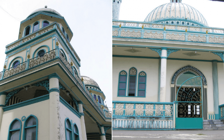 mosques in the philippines bacolod grande
