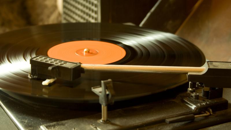 retro music players