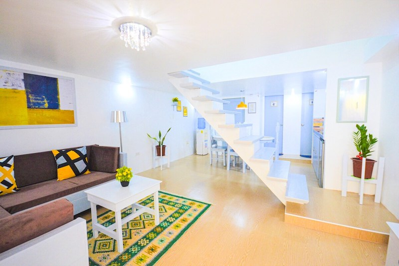 Charming Apartment in Subic