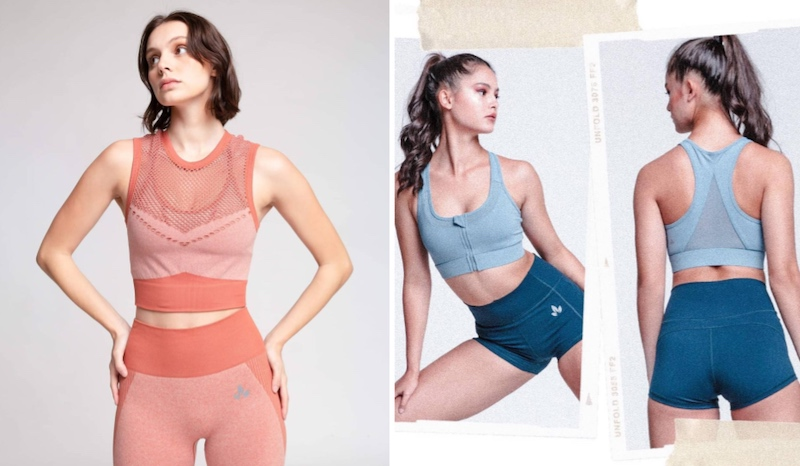 activewear brands Philippines