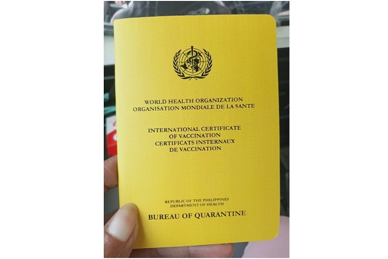 Yellow Card for Filipinos