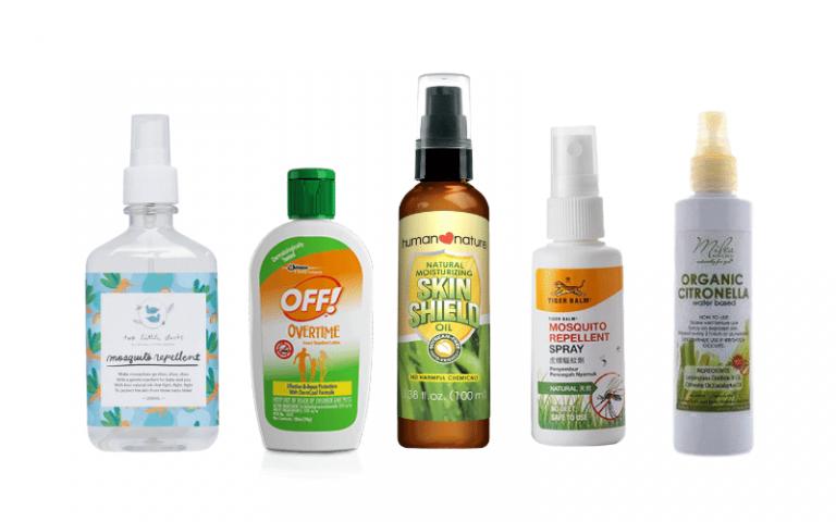 anti mosquito lotion