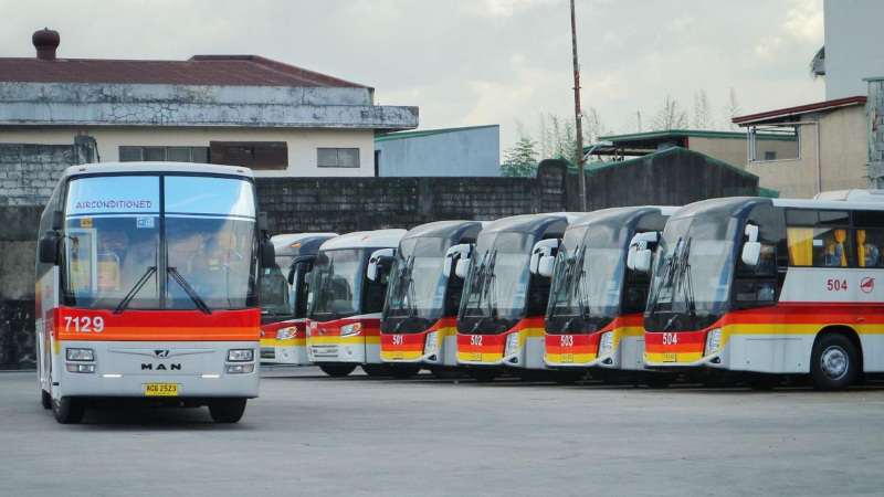 victory liner buses