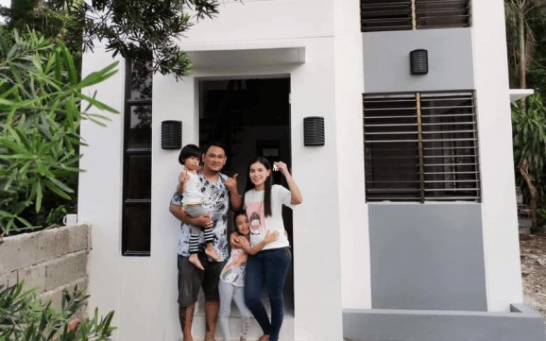 reality tiny house living philippines