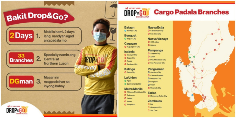 How to Start a Small Business in the Philippines: Drop & Go Courier Branches