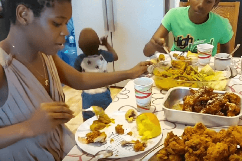 Filipino Food Africa