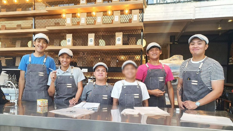 Hisbeans Coffee Manila empowers persons with disabilities