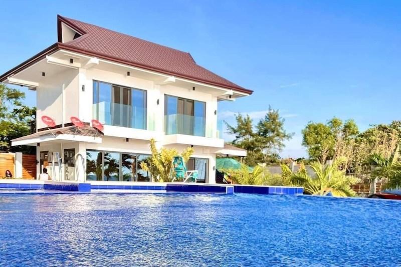 Beachfront House Airbnb in Zambales