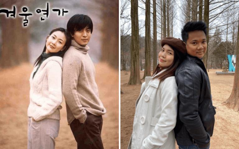 recreated k-drama scenes 10