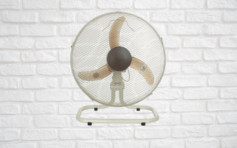 Aesthetic Electric Fans