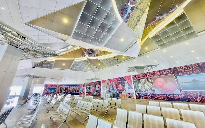 Bicol International Airport to Begin Domestic Flights on 7 Oct 2021