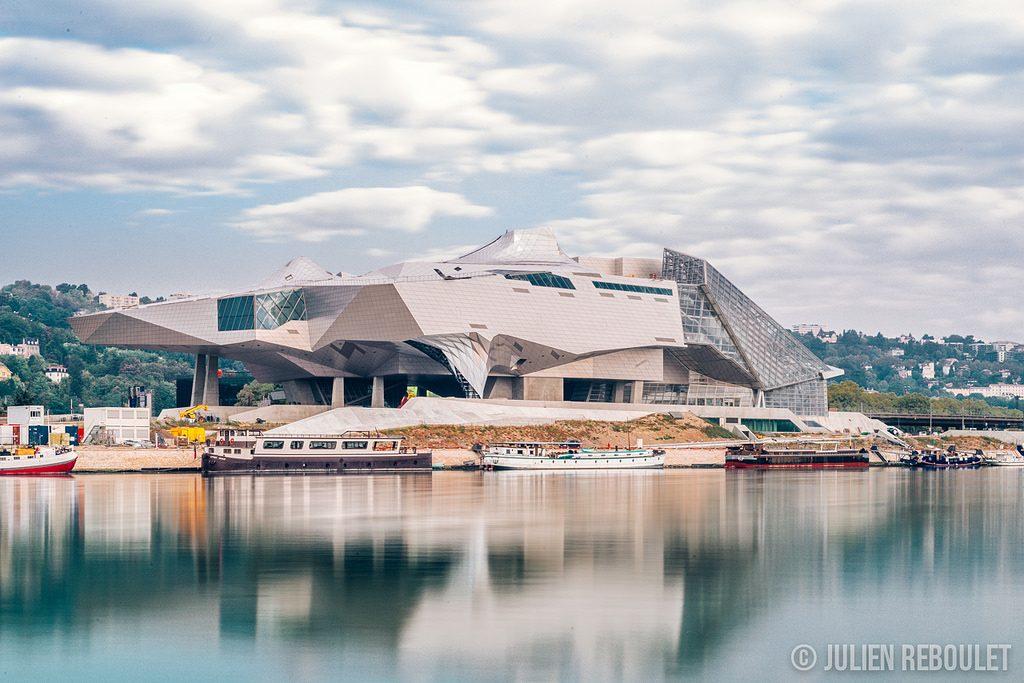 Bảo tàng Confluences Lyon