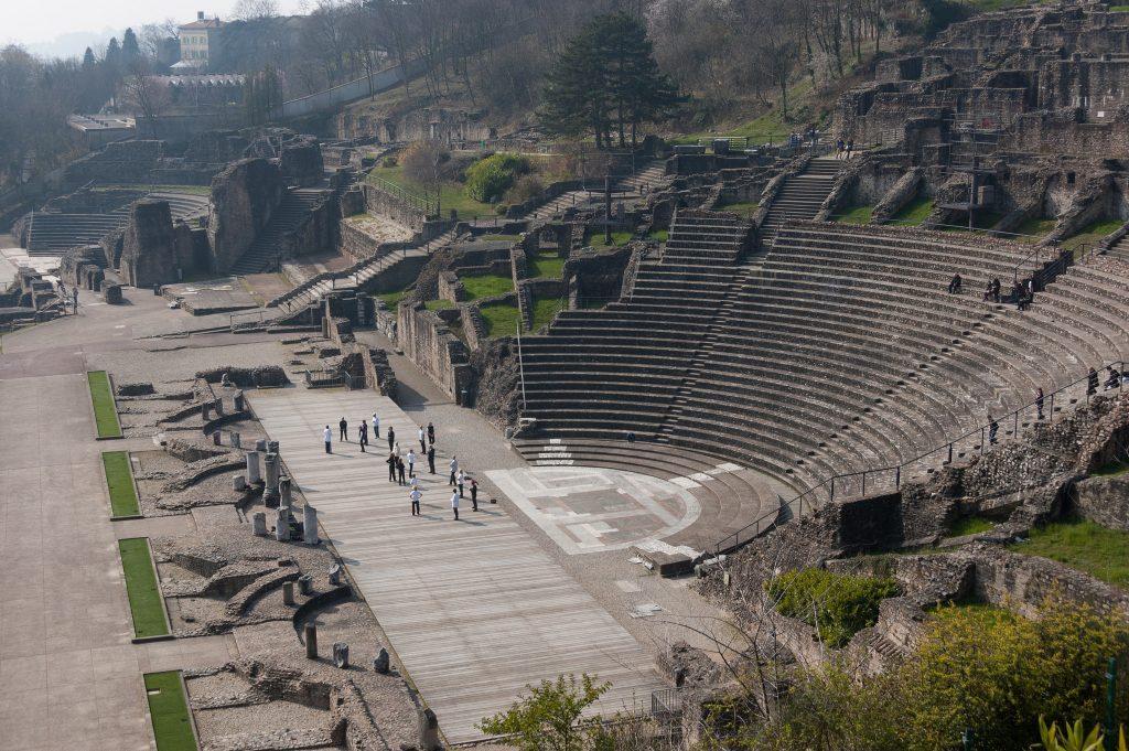 Hí trường Gô-lơ La Mã
