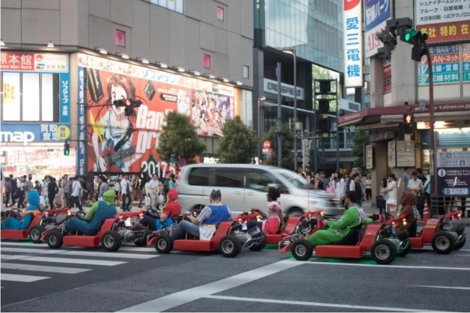 Nhật Bản: Tưởng tượng và thực tế