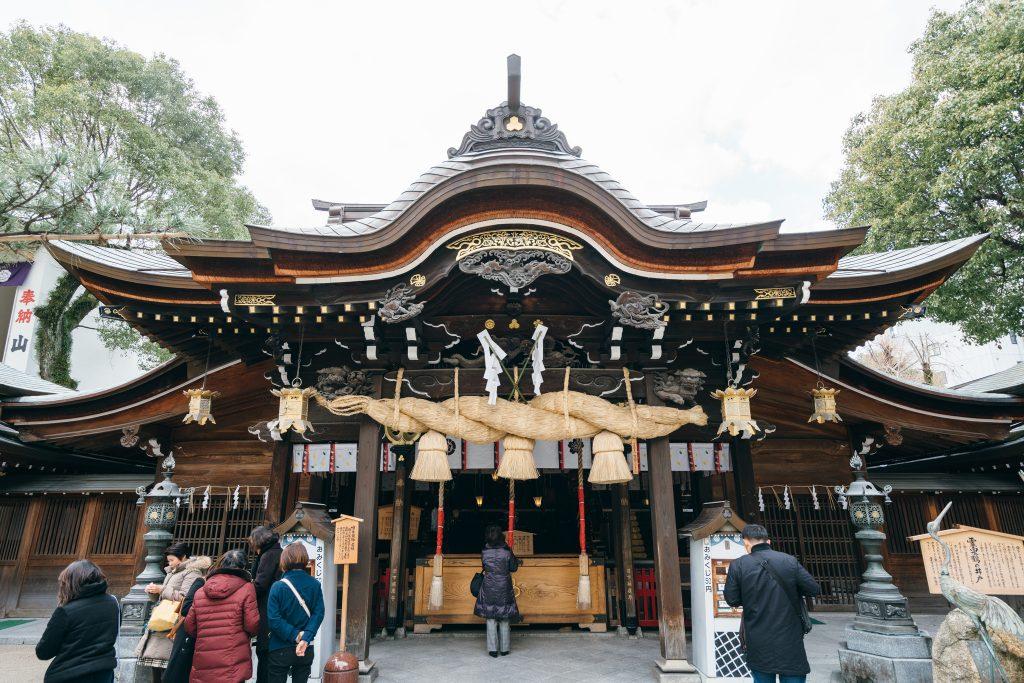 Kushida Fukuoka, Nhật Bản
