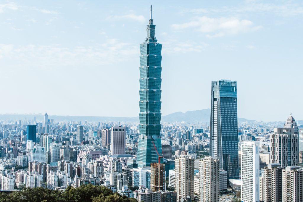 lịch trình du lịch Đài Loan đài bắc