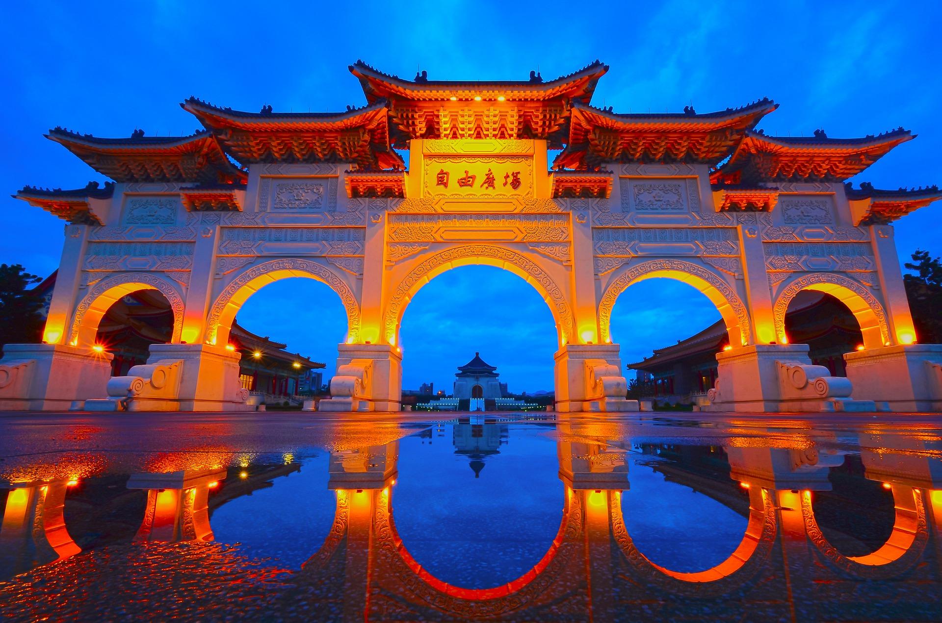 lịch trình du lịch Đài Loan những điểm nổi tiếng nhất
