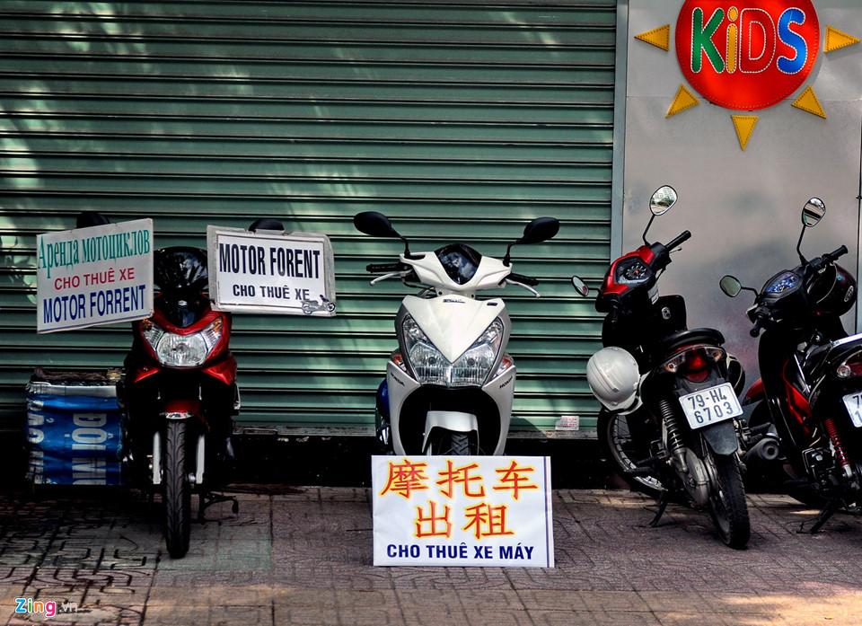 Nha Trang: Tưởng Tượng Và Thực Tế chữ trung quốc