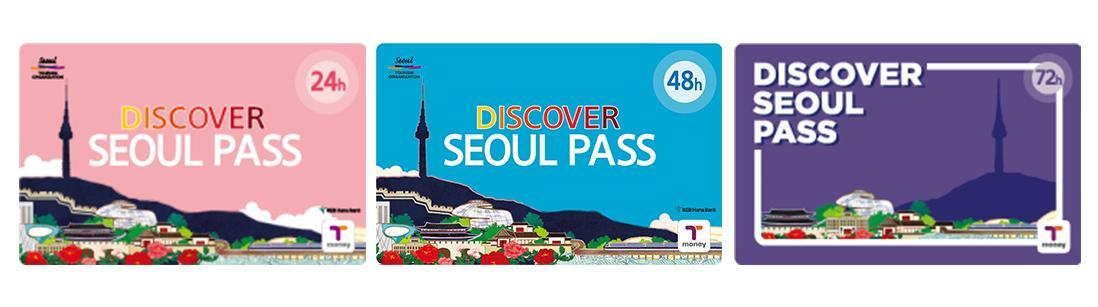 Khám phá Seoul pass