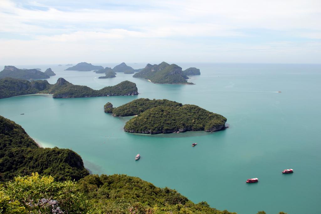 Công viên Hải dương Quốc gia Ang Thong