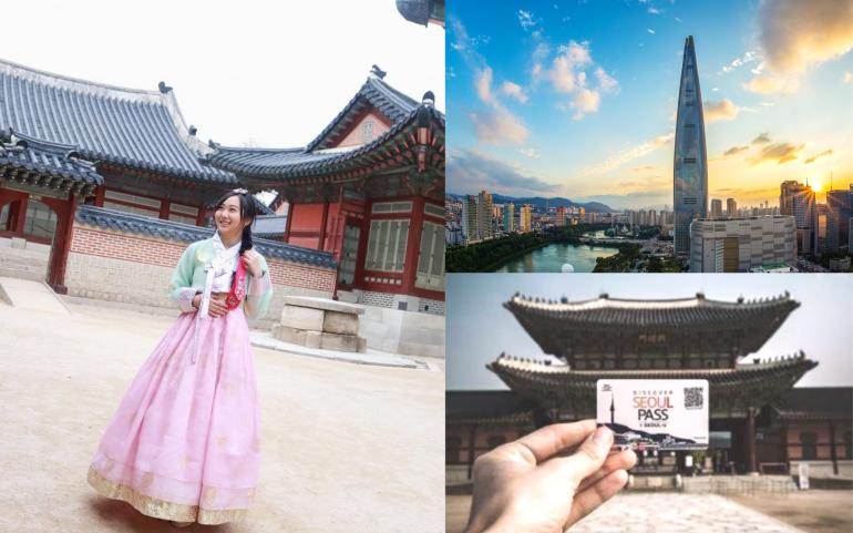 Thỏa sức khám phá Seoul với thẻ