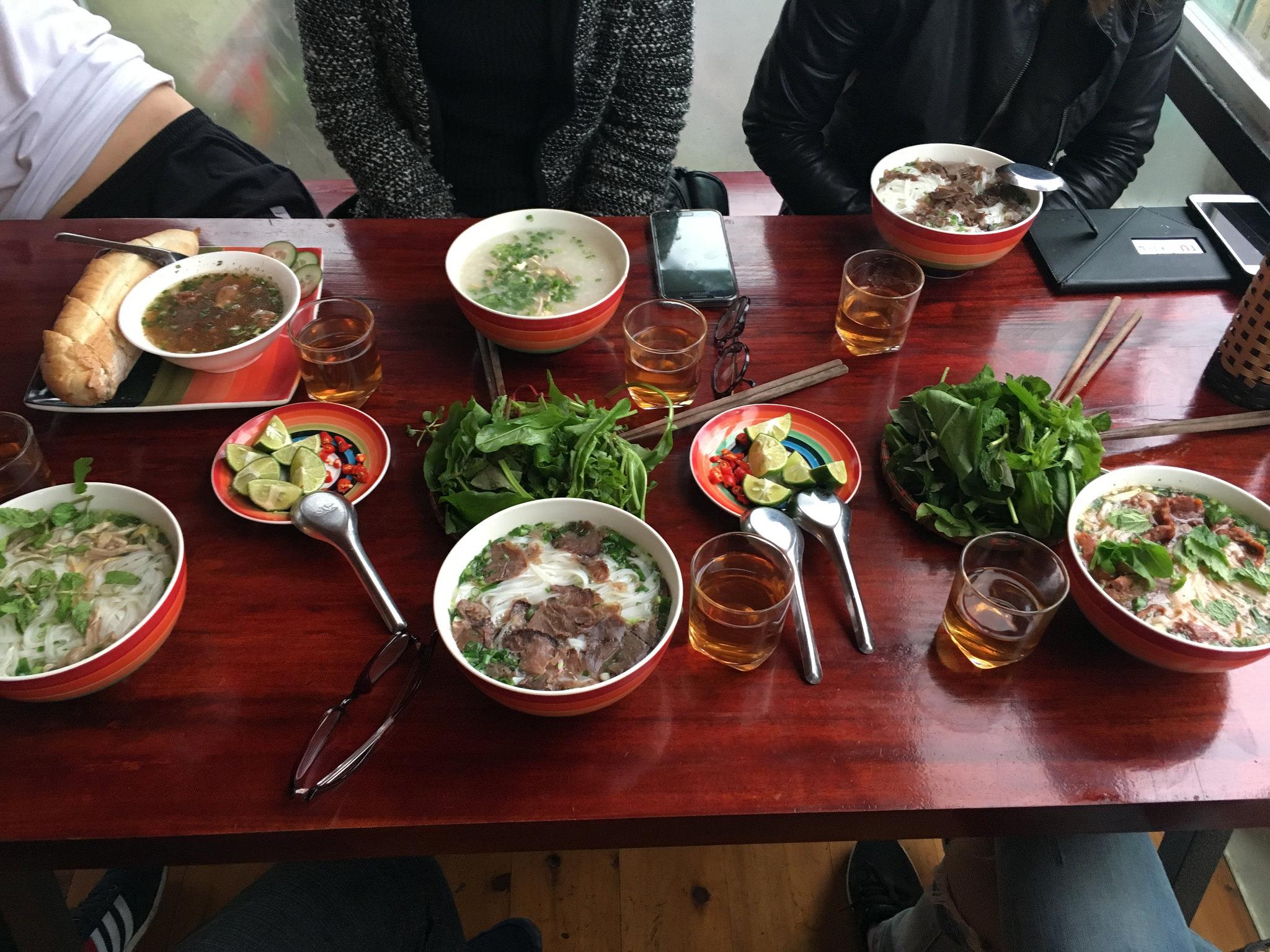 So sánh Đà Lạt và Sapa món ăn