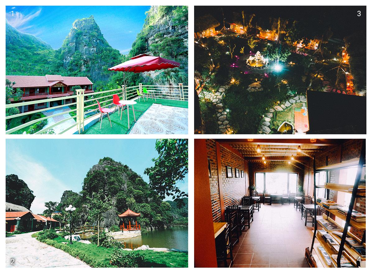 Ninh Bình: tưởng tượng và thực tế, khách sạn và homestay