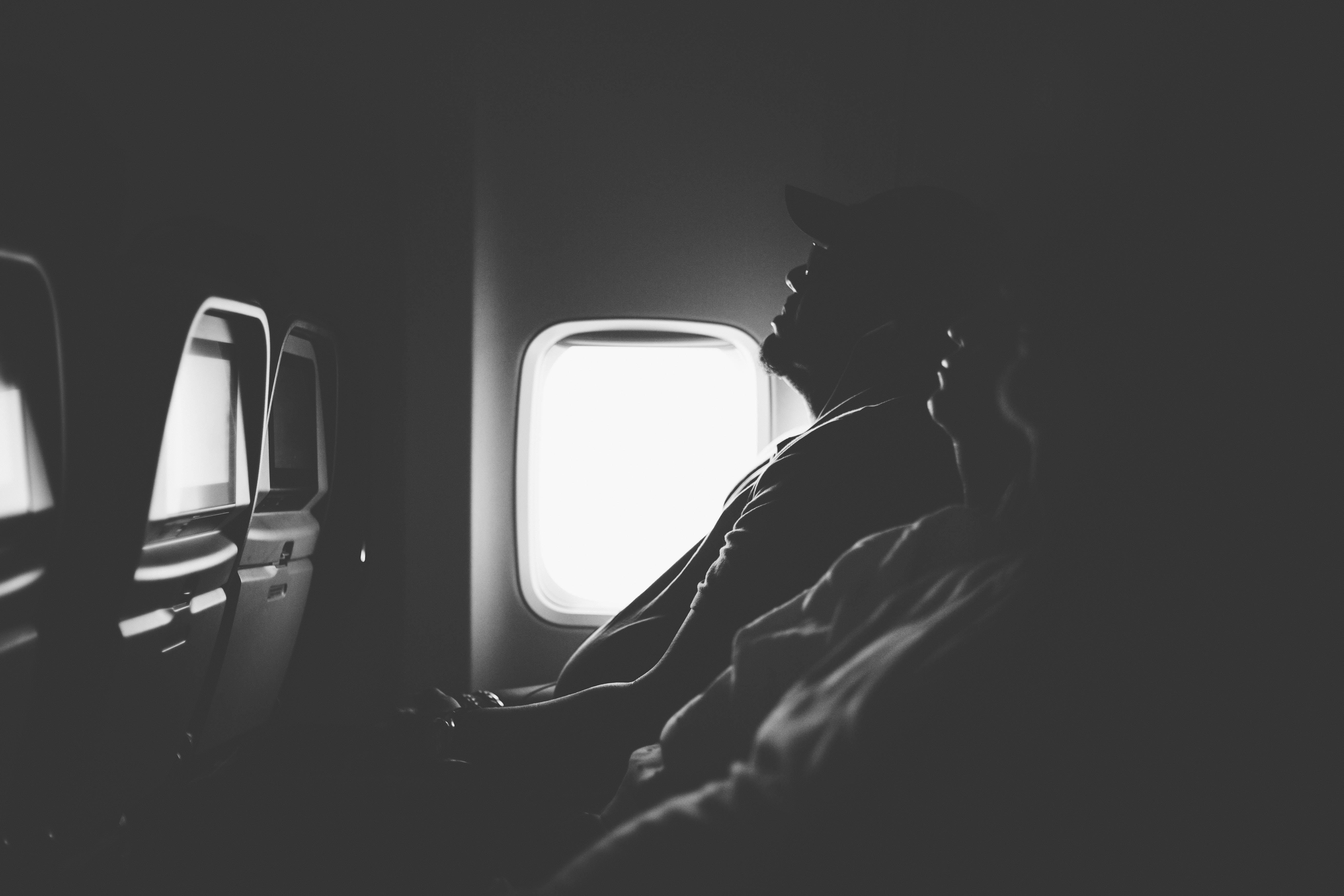 Kiểu hành khách vừa ngủ vừa ngáy to, ghét trên máy bay