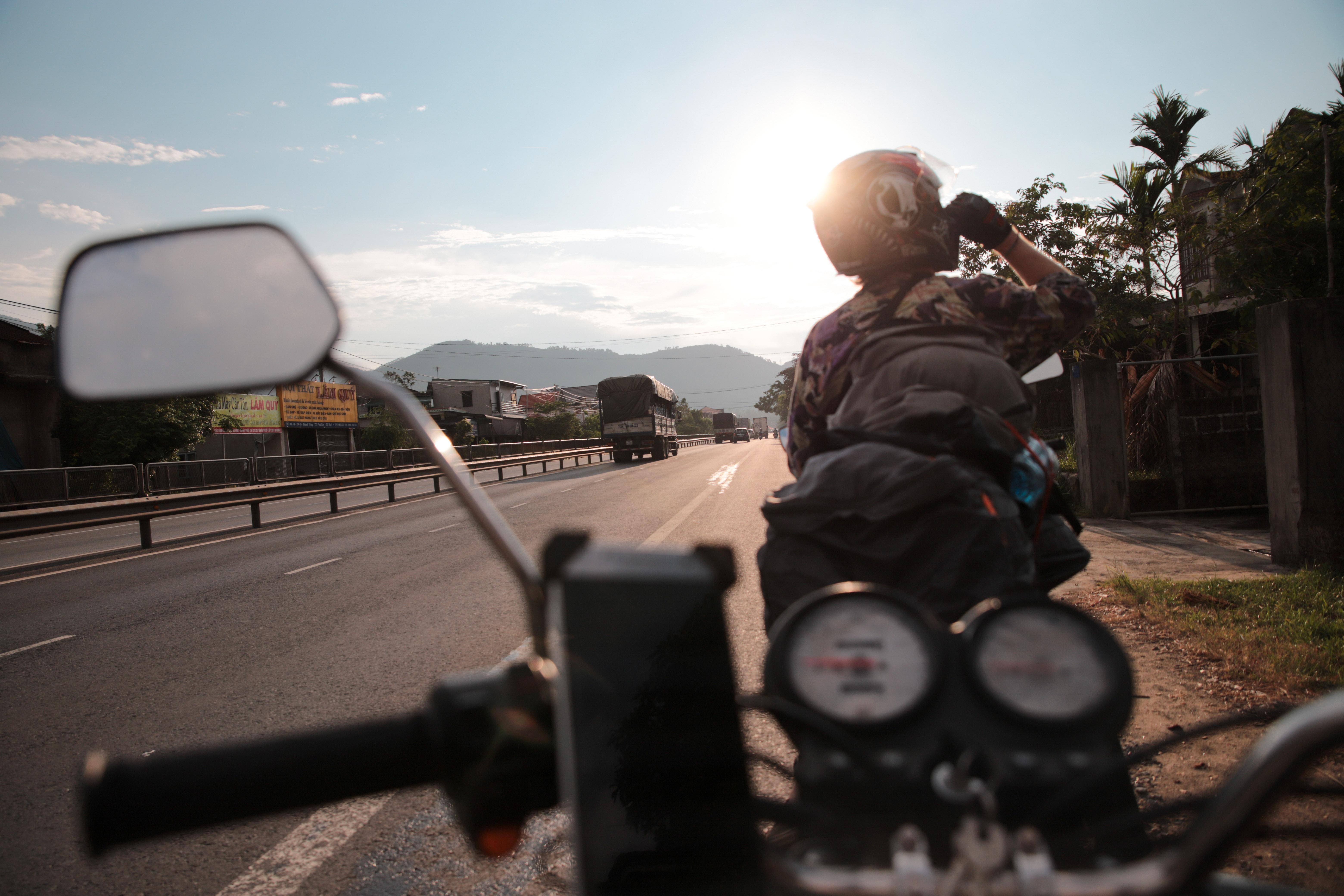 Hồ Chí Minh đến Phú Quốc, thuê xe máy