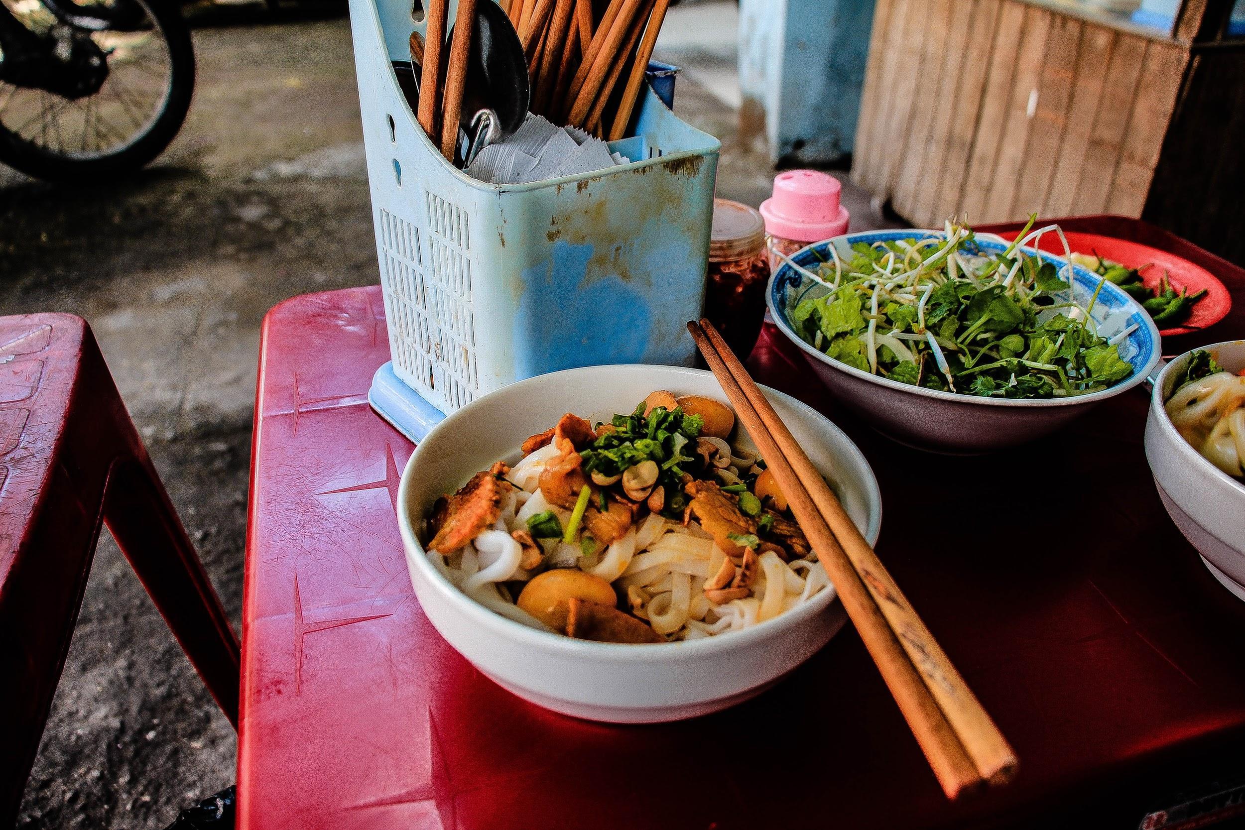 Người Việt Nhớ Khi Xa Nhà, những món ăn việt giản dị